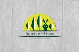 Bij ons in Chaam logo