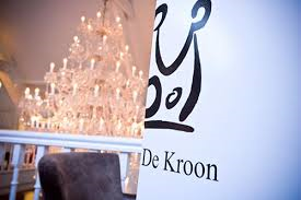 afspanning De Kroon logo