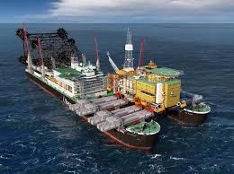 grootste schip ter wereld Pioneering