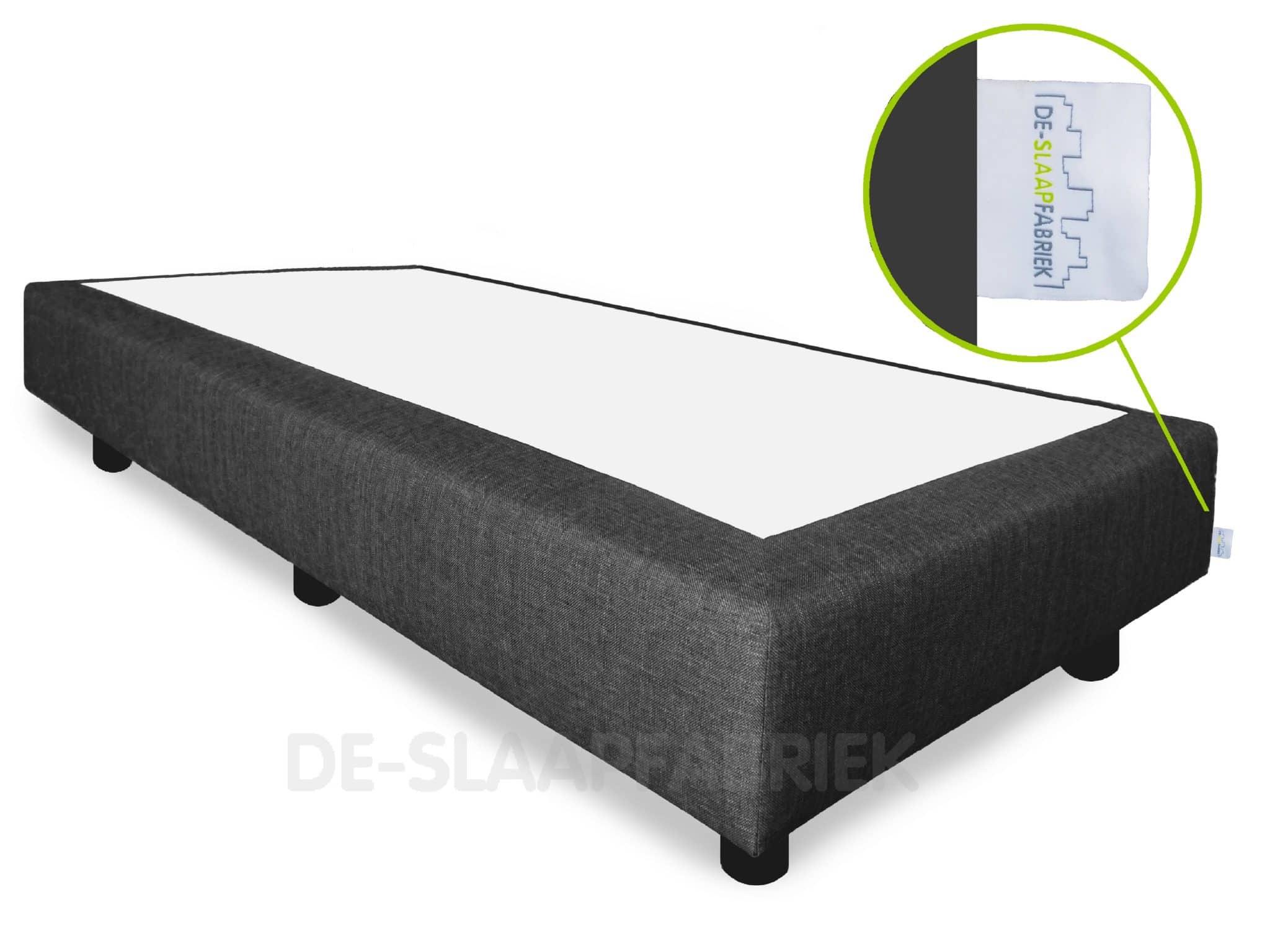 Boxspring zonder matras letto speciale de slaapfabriek