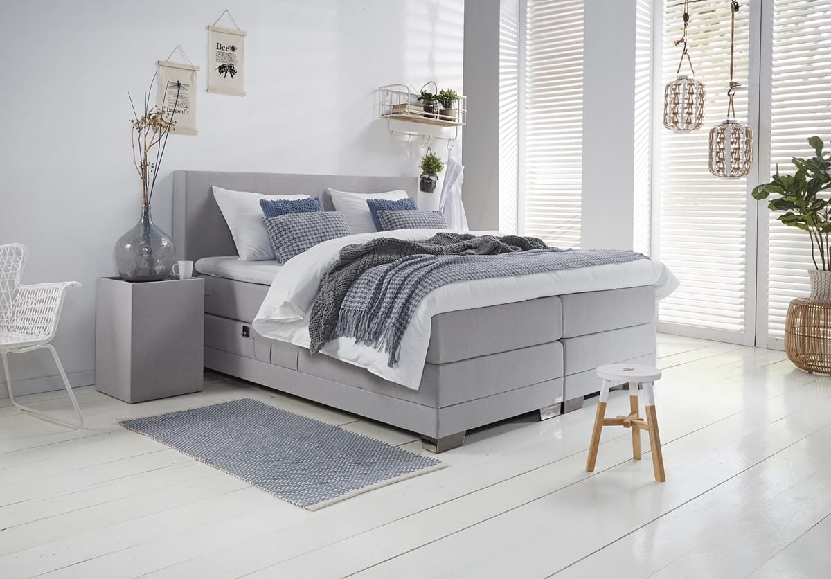 cinderella boxspring fiona electro de slaapfabriek. Black Bedroom Furniture Sets. Home Design Ideas