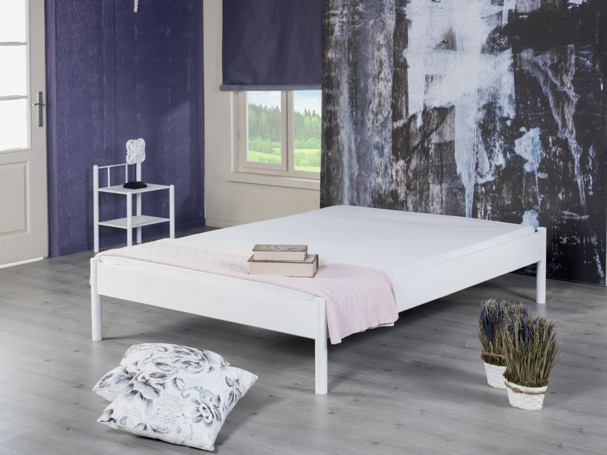 Metalen Frame Bed.Metalen Bed Alice De Slaapfabriek