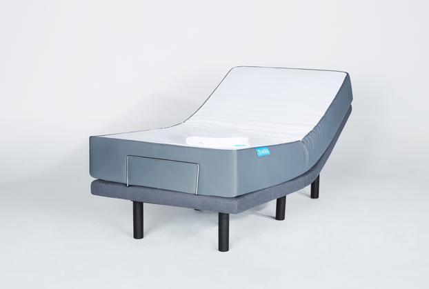 Bed Met Matras : Simba verstelbaar bed matras bundel de slaapfabriek
