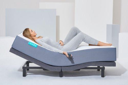 Simba elektrische verstelbare bedbodem