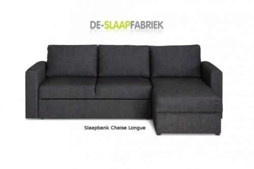 Slaapbank Chaise Longue De-Slaapfabriek