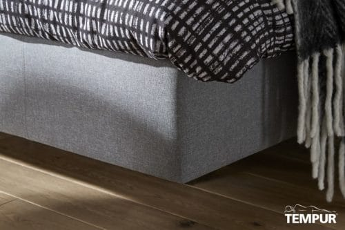 Tempur Relax bed Bedkader detail De-Slaapfabriek