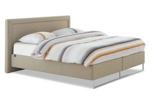 Tempur Relax bed Frame Zijkant De-Slaapfabriek