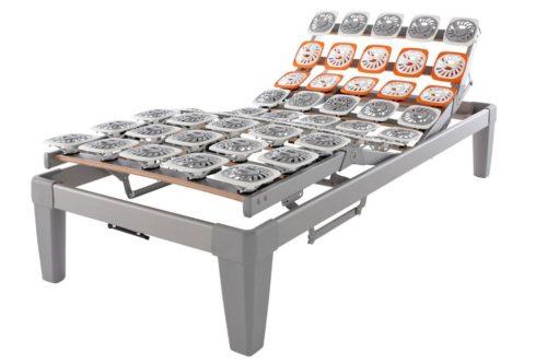Tempur schotelbodem premium flex 2000 De-Slaapfabriek
