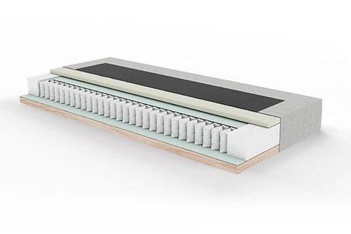 pocketgeveerde boxspring Basic Pocket Box van Van Landschoot