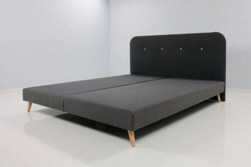 Boxspring zonder matrassen noor de slaapfabriek