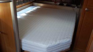 Caravan Matras Frans Bed.Frans Bed De Slaapfabriek